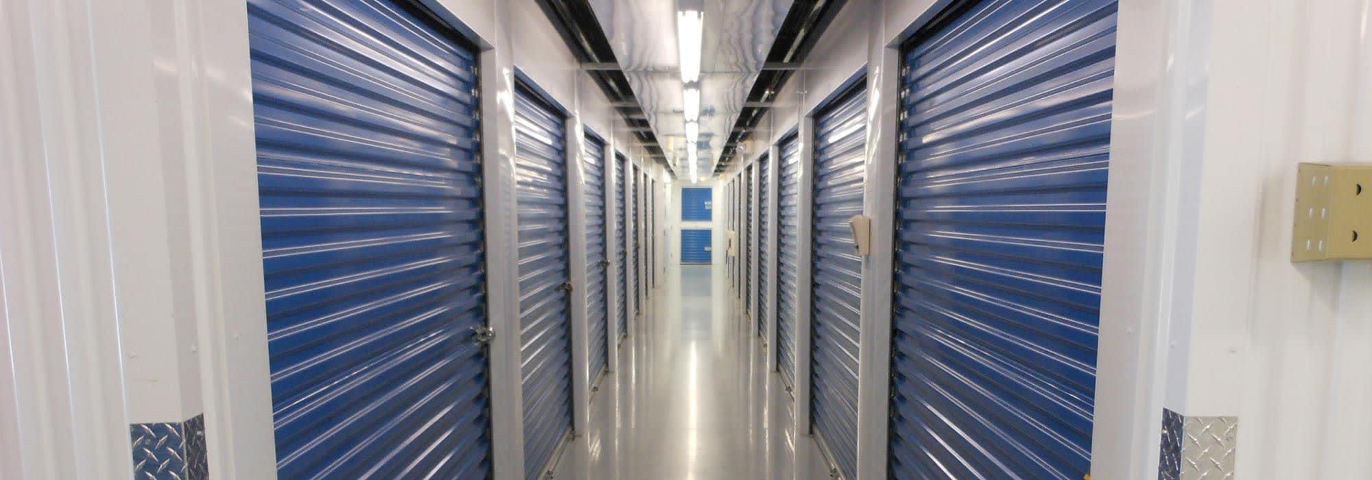 Self storage in McDonough GA