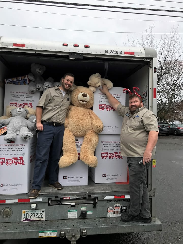 2017 Toys For Tots Ellensburg Washington : Toys for tots