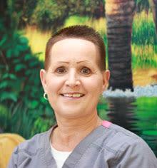 Mary Jeanne Wieszala at Buffalo Animal Hospital