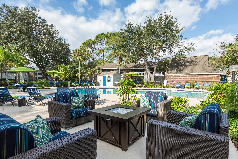 Great amenities found at The Parkland at Orange Park in Orange Park, Florida