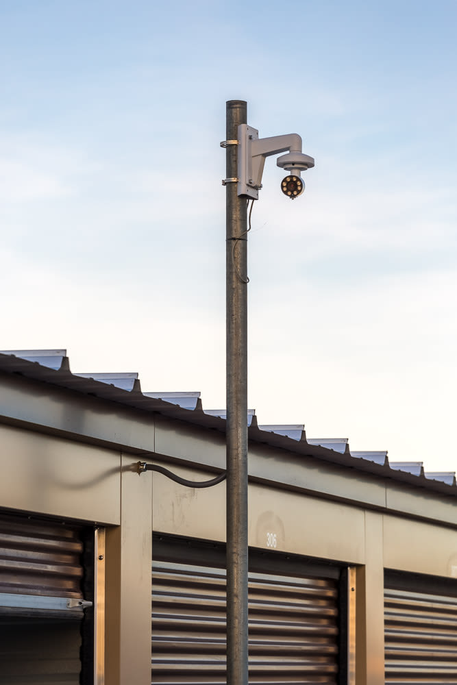 Security Cameras at Yakima Valley Storage in Yakima, WA