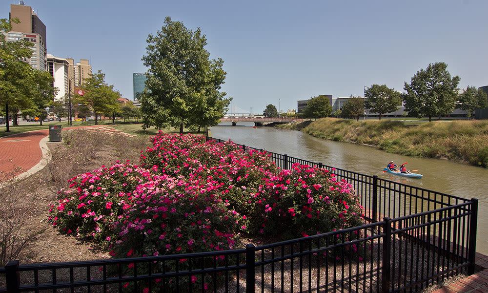 Promenade Park In Toledo OH