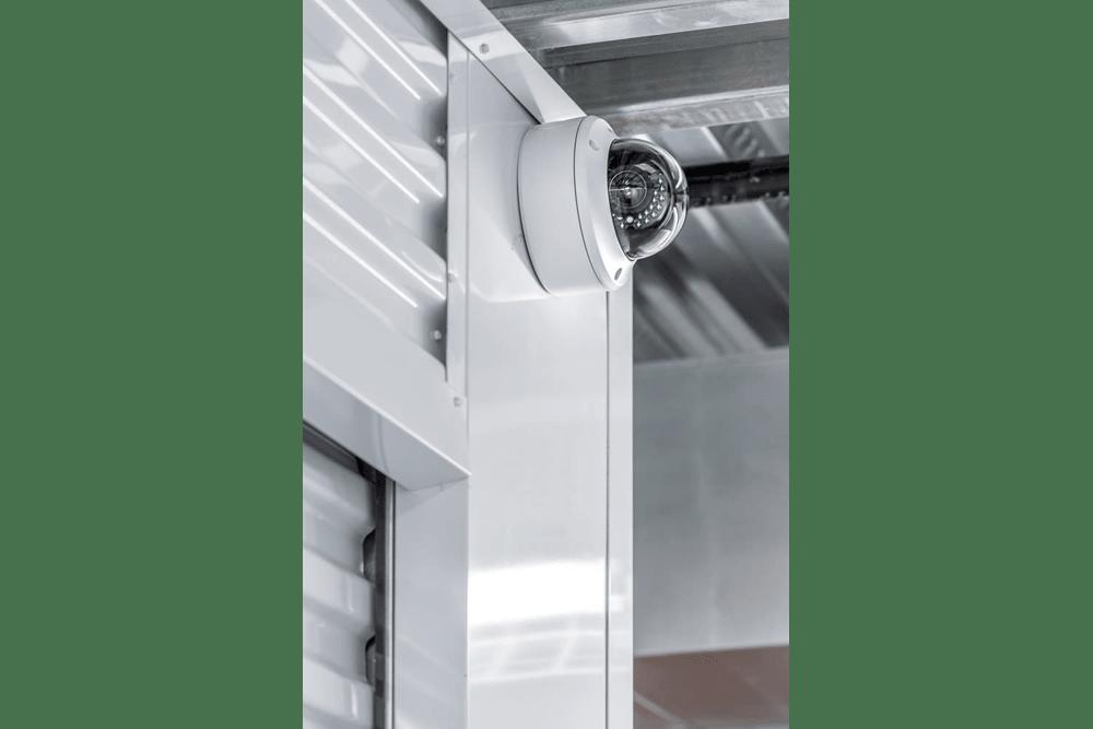 Security Camera at Cottonwood Cool Storage in Cottonwood, AZ