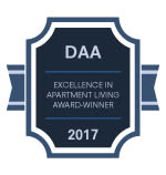 DAA Award for Woodcrest Apartment Homes in Dover