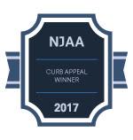 NJAA Curb appeal award logo