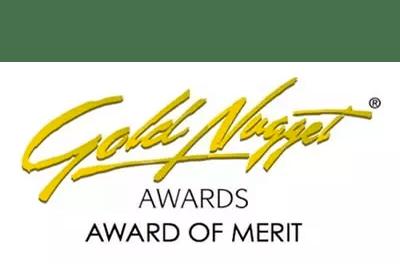 Gold Nugget Award of Merit