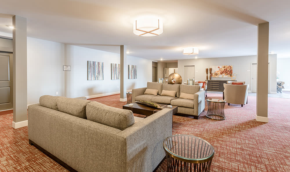 Village Heights Senior Apartments Seating in Fairport, NY