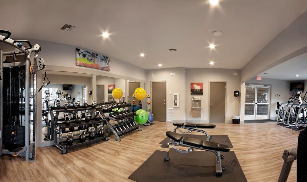 Fitness center in Beaverton, Oregon