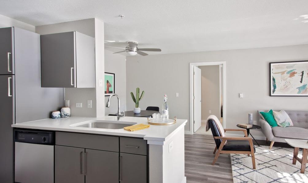 Modern Kitchen  in Beaverton, Oregon