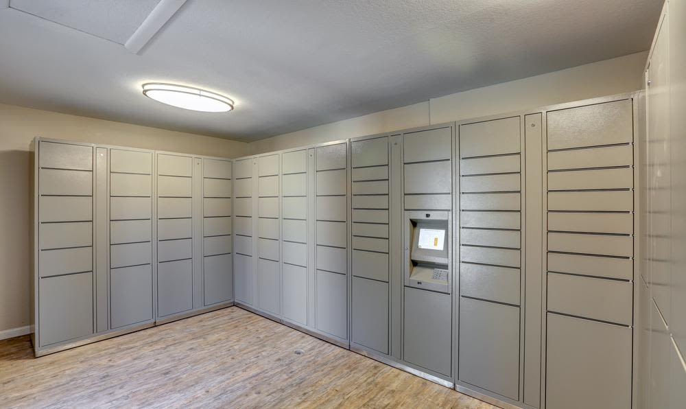 Modern Lockers in Westminster, CO