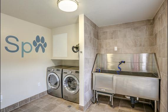 Modern pet Spa at Sofi Westminster in Westminster, CO