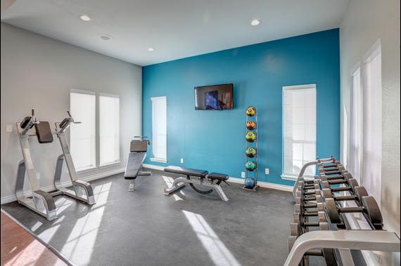 Modern Fitness Center at Sofi Westminster in Westminster, CO