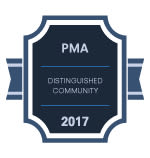 PMA Distinguished Community Award for The Pointe at Stafford Apartment Homes in Stafford