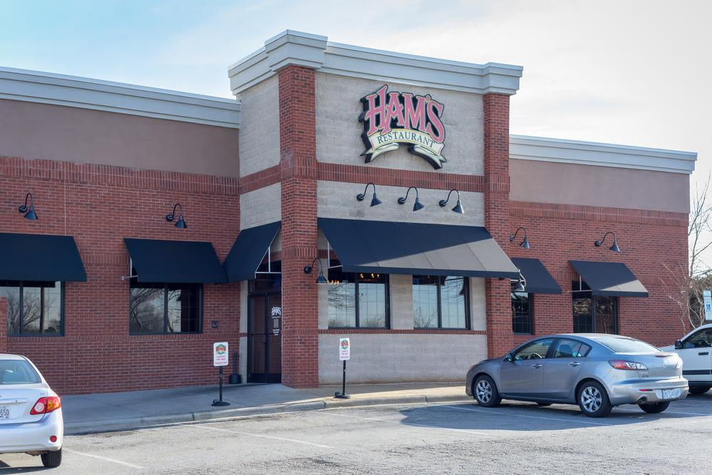Hams Restaurant is near to The Enclave at Deep River in Greensboro, North Carolina