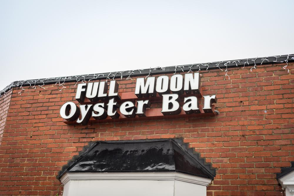 Full Moon Oyster Bar is a restaurant near to The Enclave at Deep River in Greensboro, North Carolina