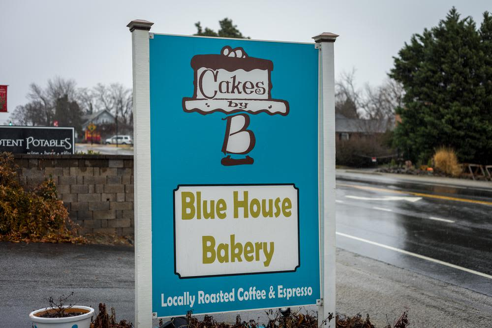 Blue House Bakery near to High Point, North Carolina