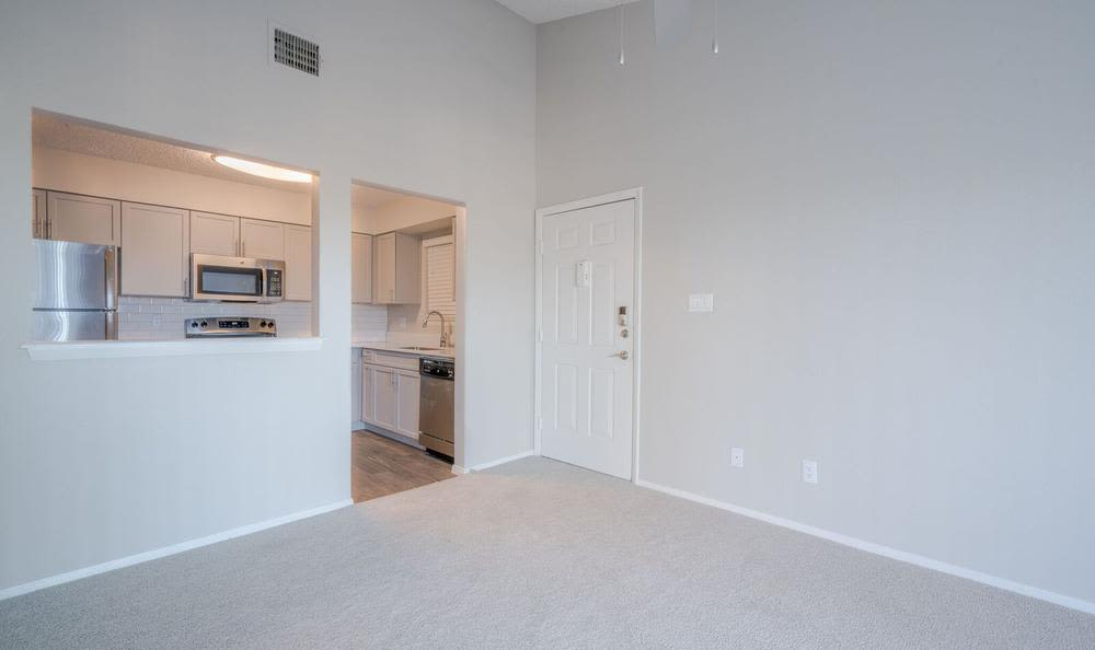 Amplious and Modern room at Northstar Apartments in Austin