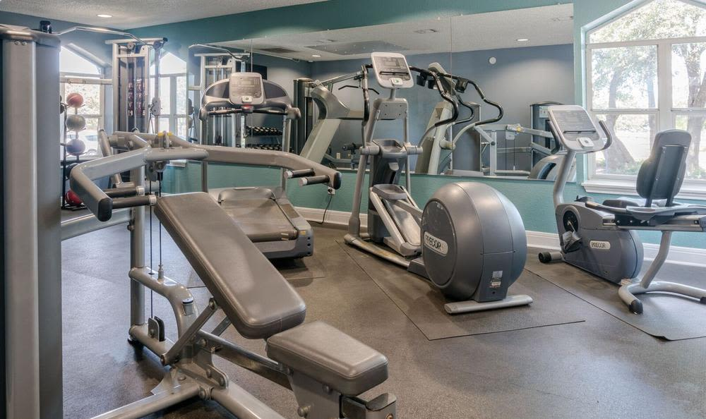 Enjoy our Fitness Center at Northstar Apartments in Austin