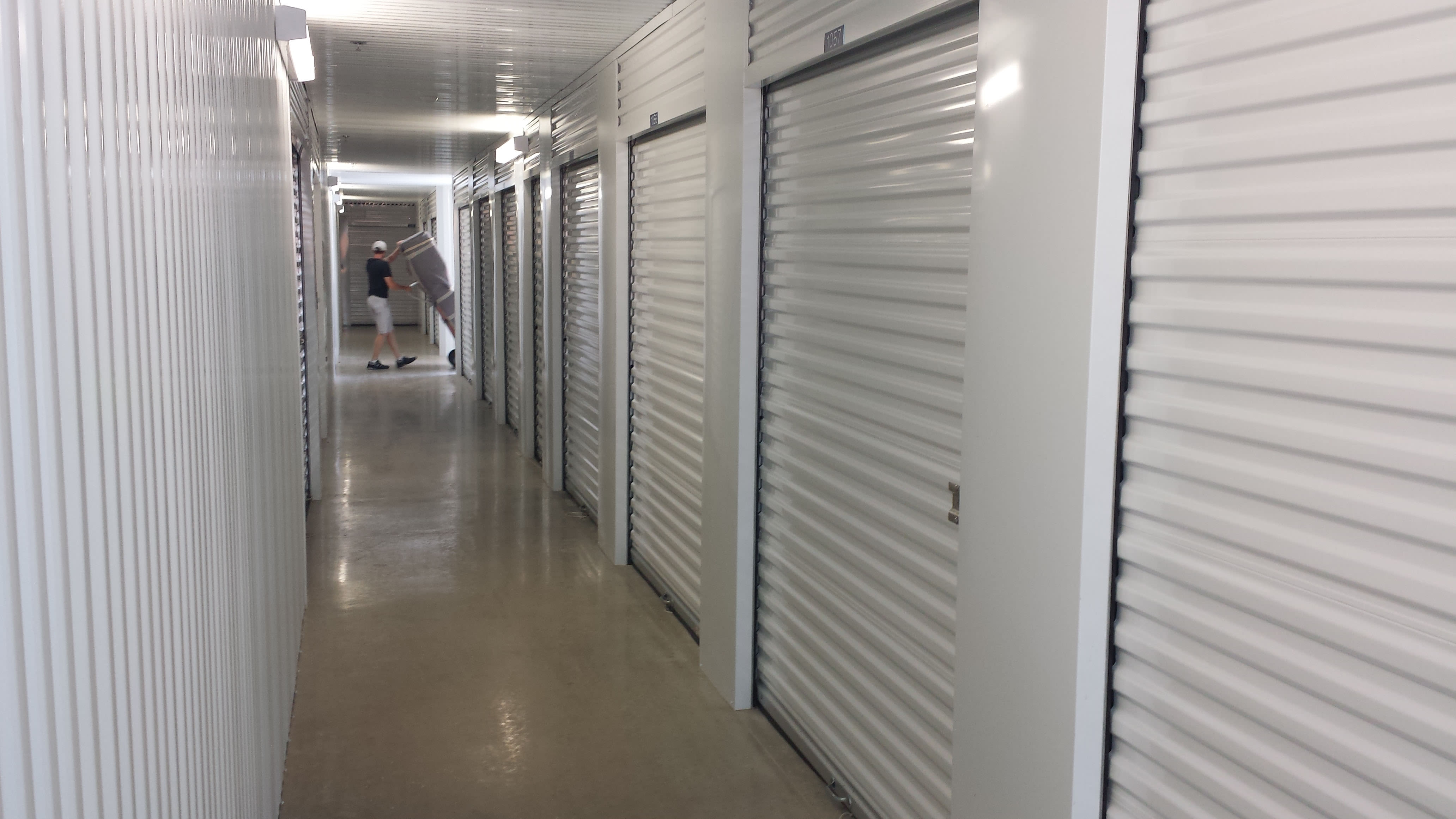Features at Grissom Road Self Storage