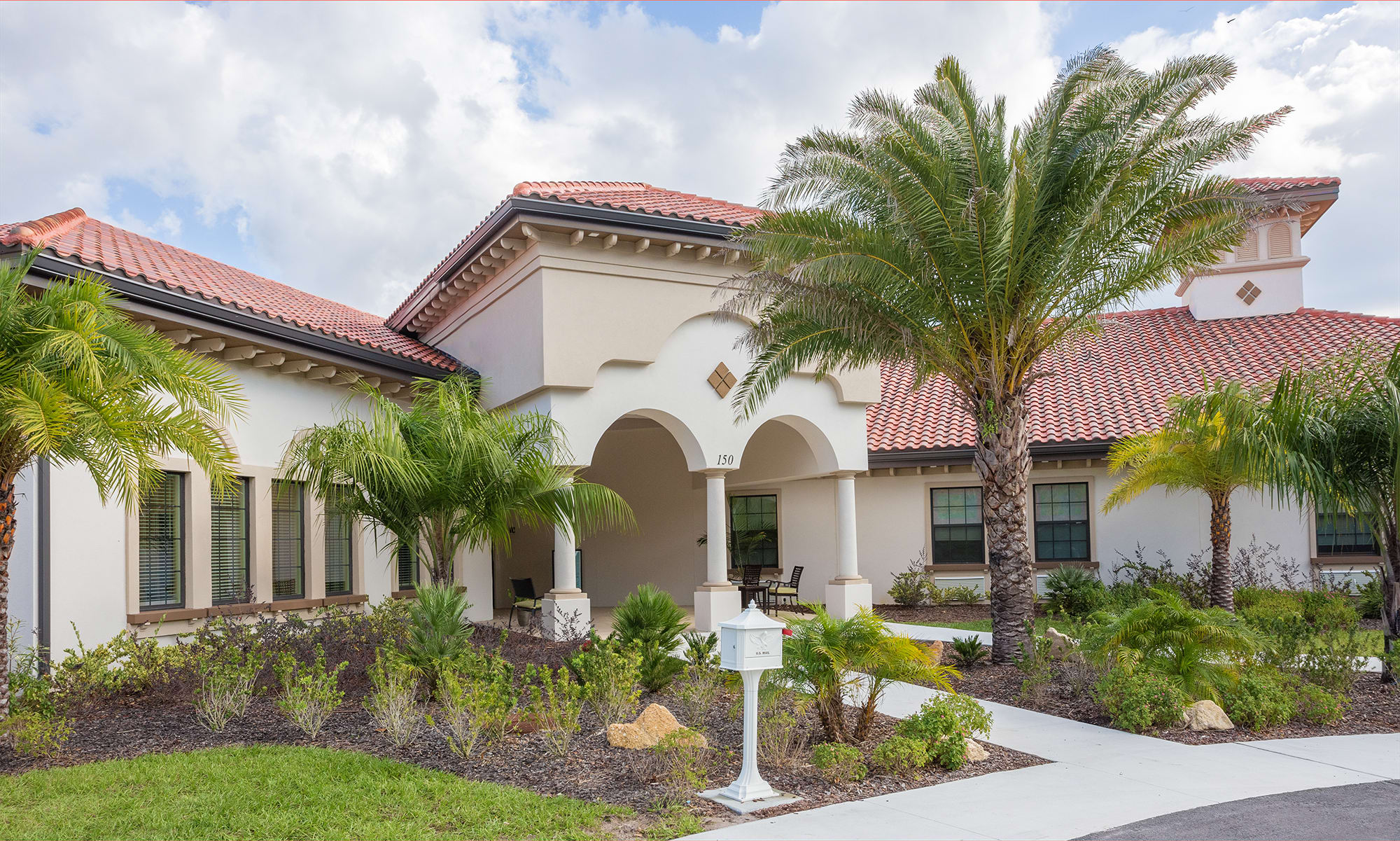 Senior living community in St Augustine