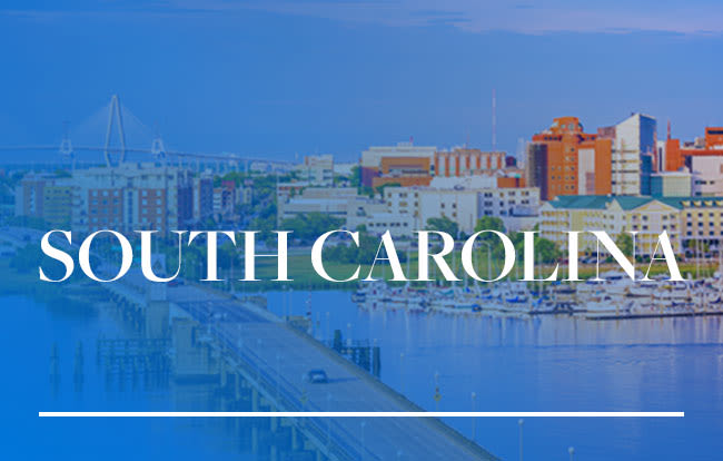 South Carolina locations by Morgan Properties