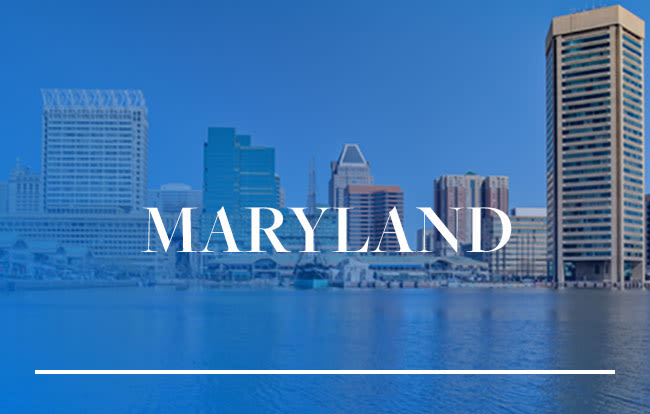 Maryland locations by Morgan Properties
