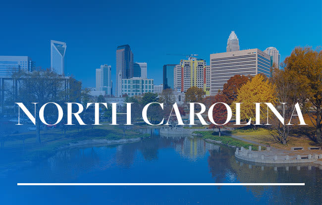 North Carolina locations by Morgan Properties