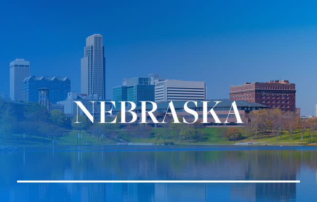 Nebraska locations by Morgan Properties