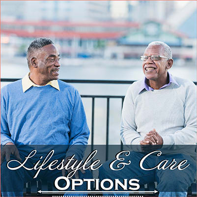 Lifestyle & Care | Milestone Retirement Communities