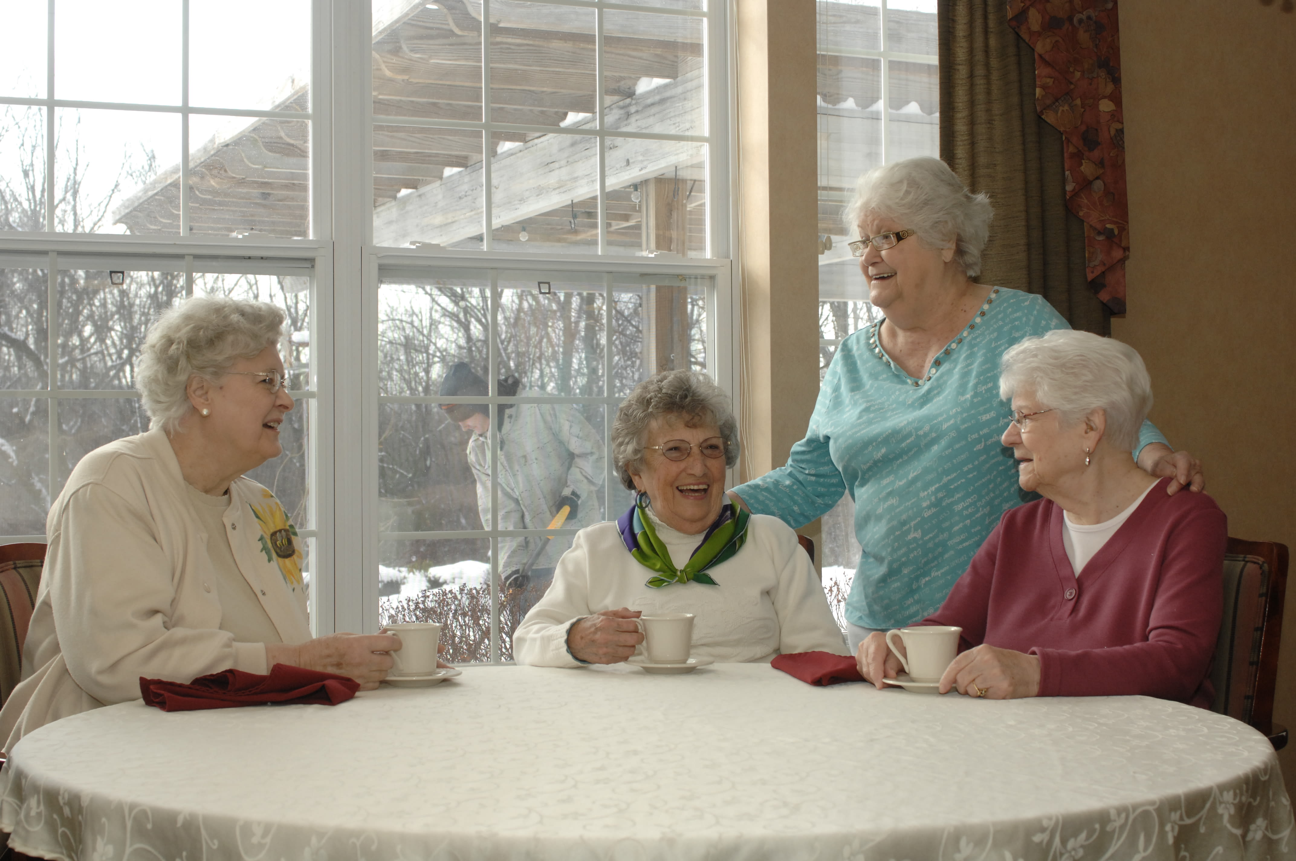 Senior living in Blandon, PA