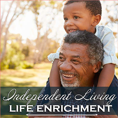Independent Living Enrichment at Logan Creek Retirement Community