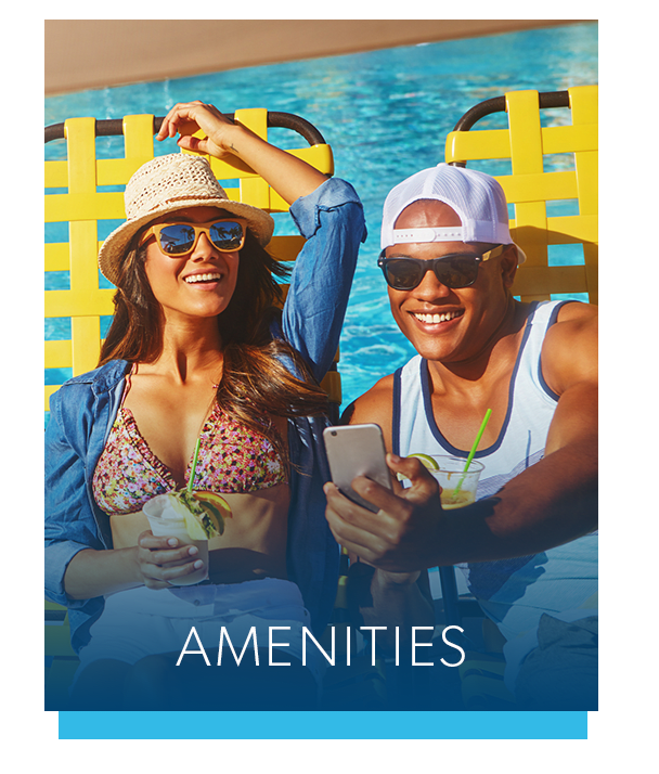 amenities at The Carlyle Apartments
