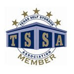 Access Self Storage is a TSSA member!