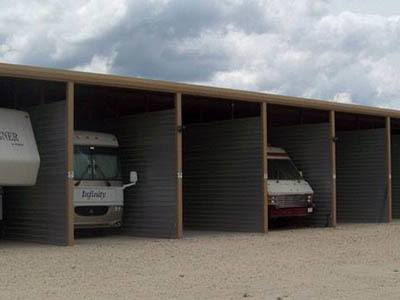 Park you RV at Access Self Storage in Boerne