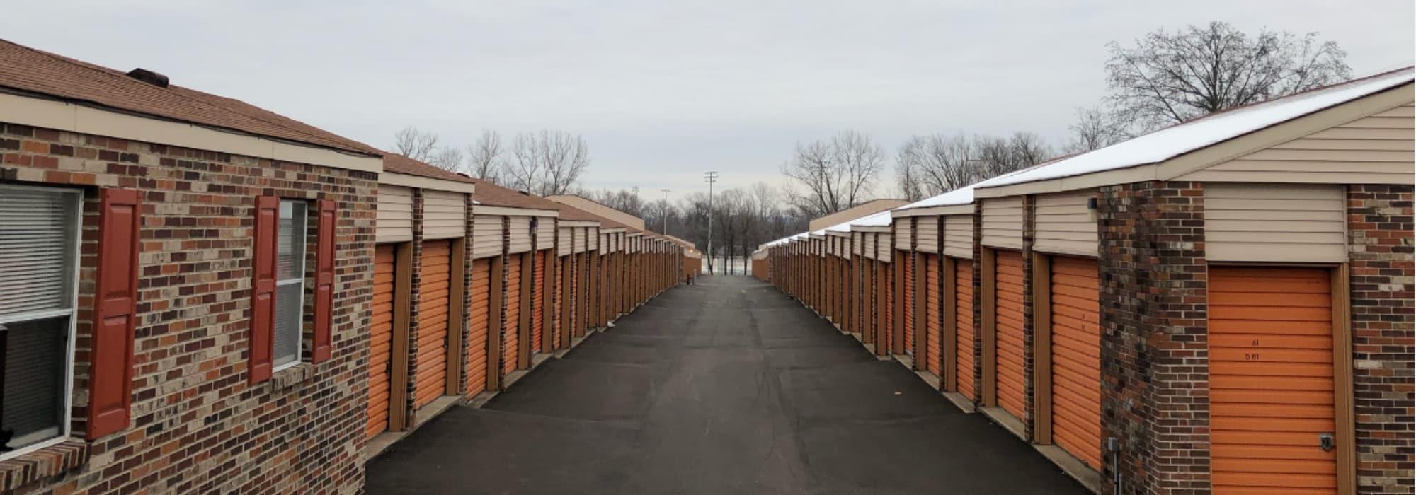 Self Storage Units Saint Peters Mo Near O Fallon St