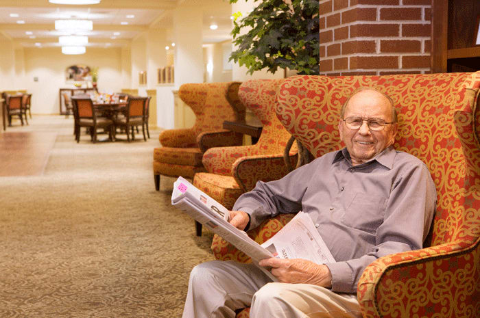 Respite care for seniors in Ephrata