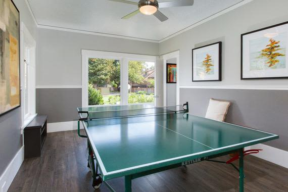 Apartments in Sunnyvale include ping pong