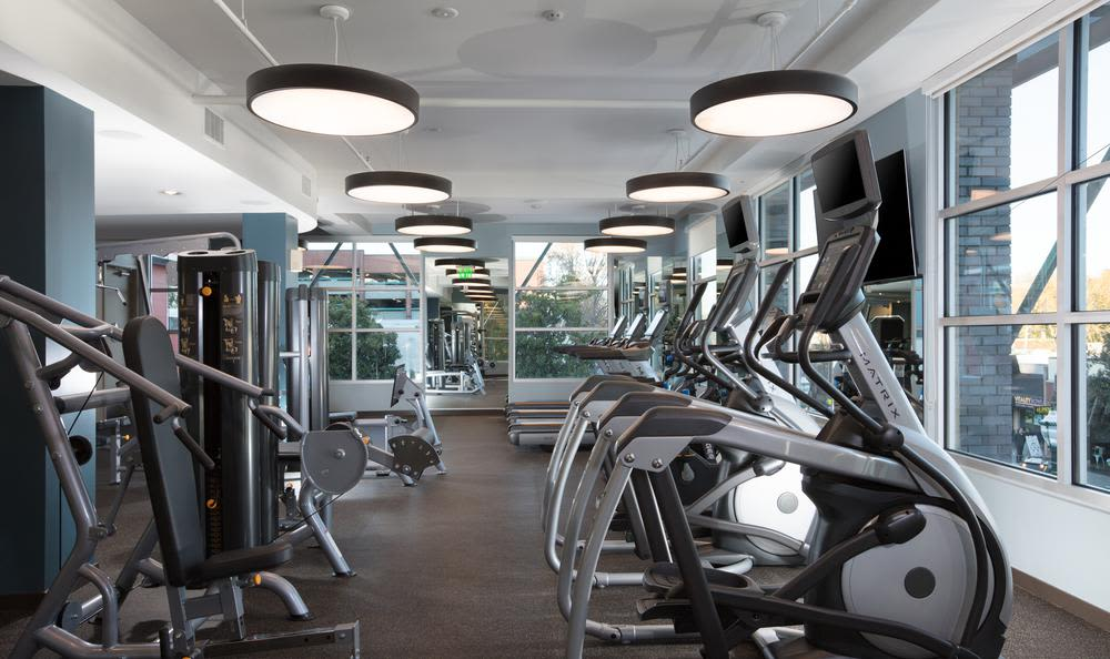 Stay fit with our community fitness center