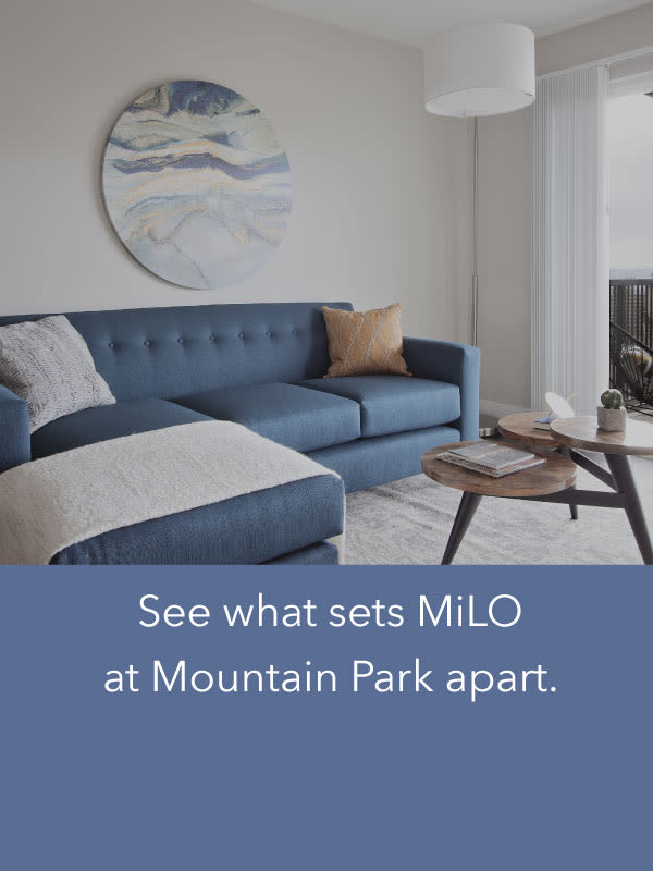 View our photos to get a feel for the MiLO at Mountain Park way of life