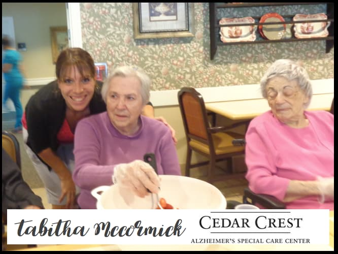 Tabitha Mccormick | Cedar Crest Alzheimer's Special Care Center