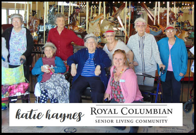 Katie Haynes | Royal Columbian Retirement Community