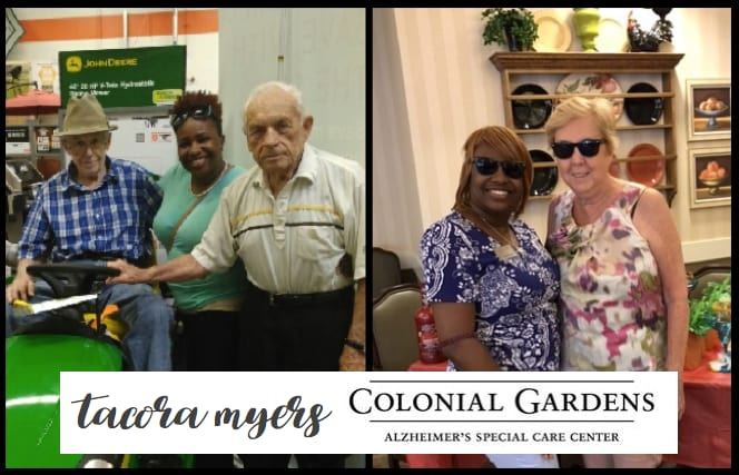 Tacora Myers | Colonial Gardens Alzheimer's Special Care Center