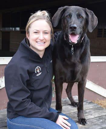 Dr. Jenny Wilson at Morgantown Animal Hospital