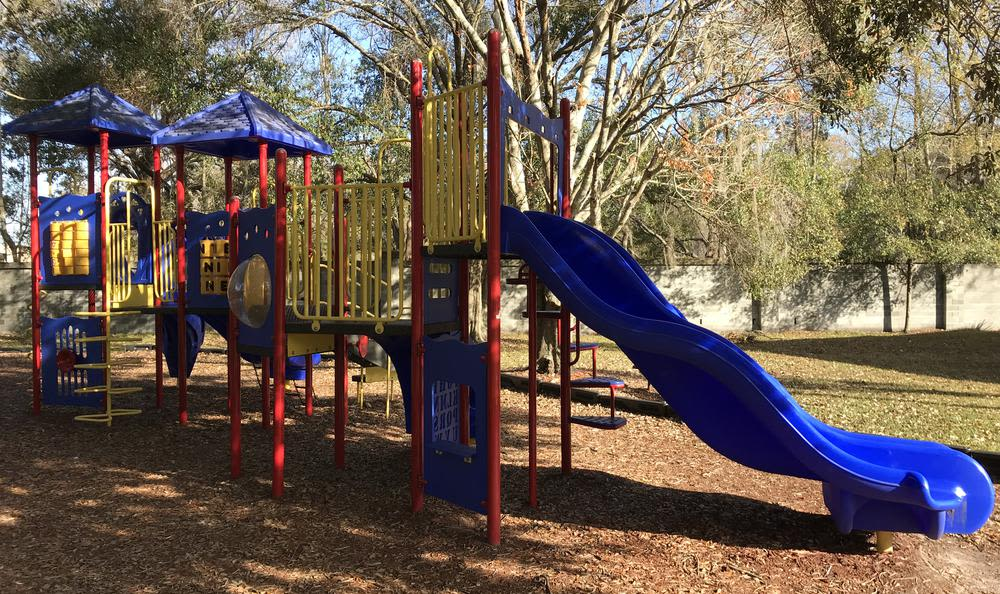Playground at Palencia Apartments in Tampa, Florida