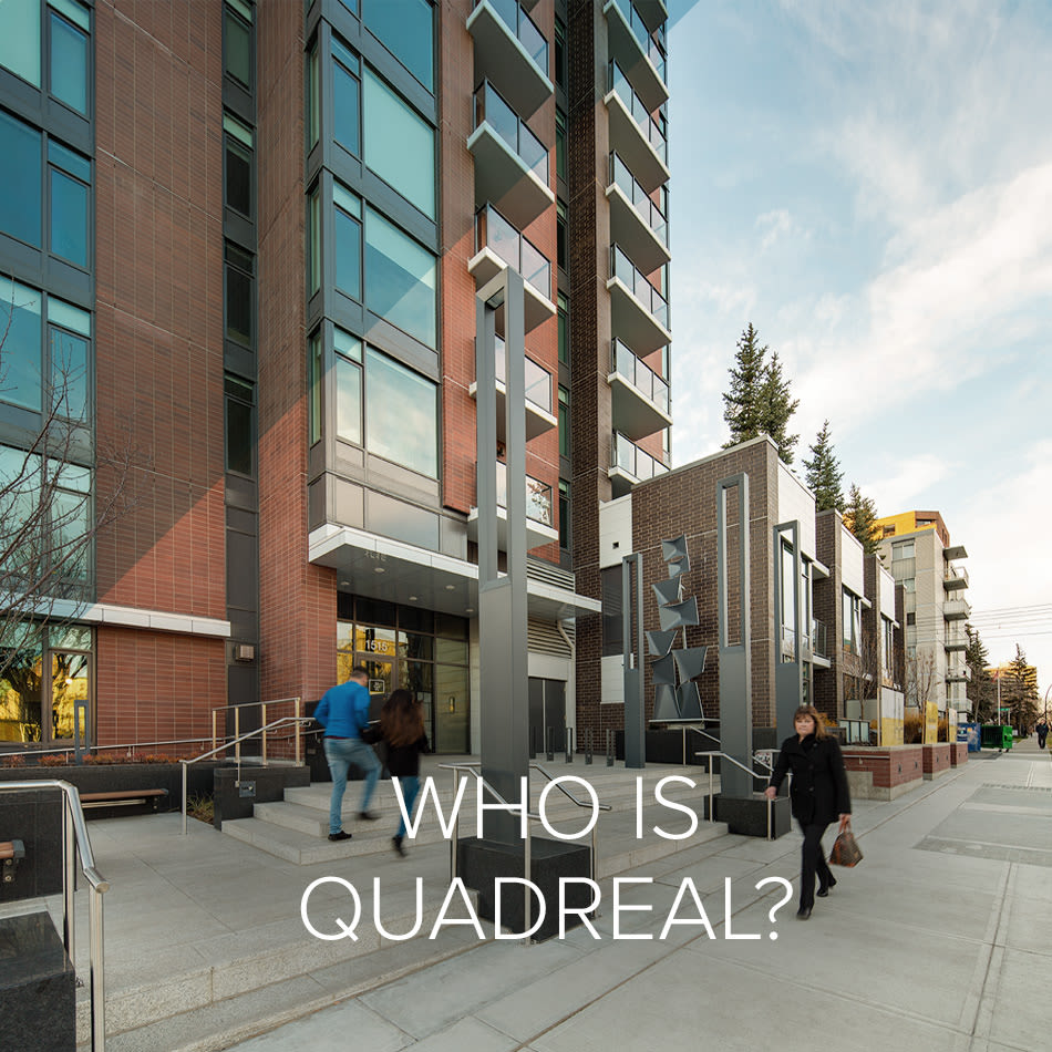 Who is QuadReal?