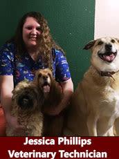 Jessica, Veterinary Technician at Pocatello Animal Hospital