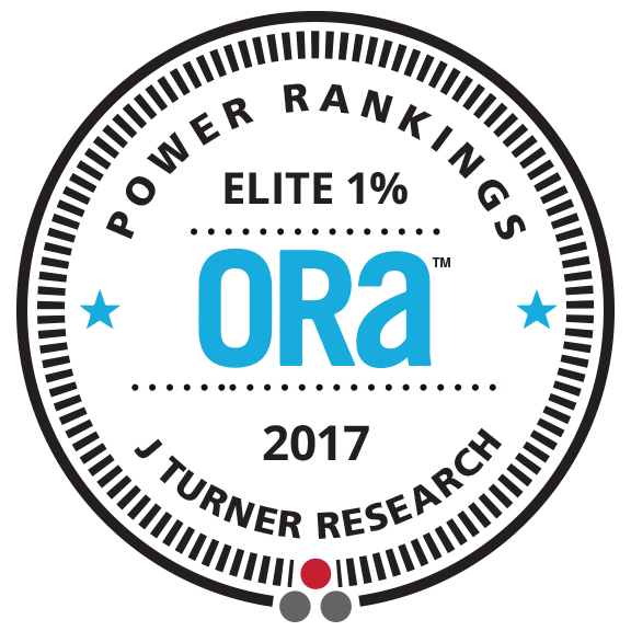 Marq West Seattle is top 50 ORA in 2017