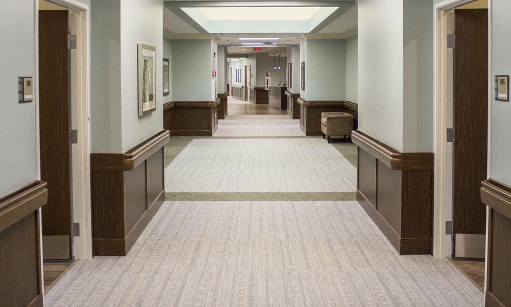 Wide Corridors atOcala, Florida