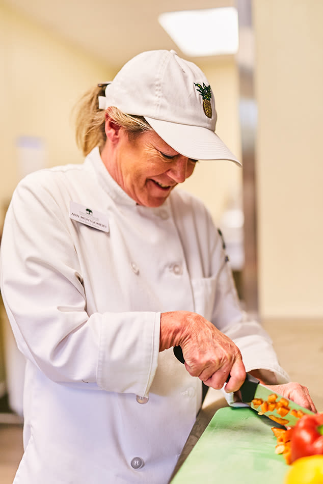 Gresham Senior Living Healthy Dining Program
