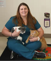 Emily, Vet Technician at Oro Valley Animal Hospital